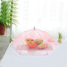 Unique Design Food Covers Umbrella Shaped Anti Fly Mosquito Free shipping