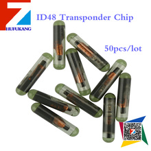 50pcs/ lot ID48 Transponder Chip (OEM) For Tango Pro Copy ID48 Chip  WITH Fast shipping