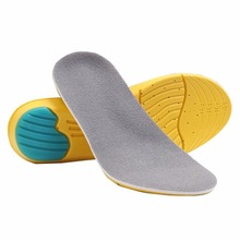 Professional Comfort Cushion Foot Care Shoe Pad Silicone Shoe Insole Gel S  Size Cool Deodorant Ortic Foot Care ToolBest Selling