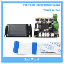 "Kit Mini V5.1 Single Extruder Motherboard Thermistor with 2.8"" Touch Screen Support WiFi APP Control KIT047"