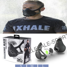 Dropshipping Newest Athletics Phantom Training Sport Mask 2.0 For Men Fitness Or Outdoor Sport With Box Logo