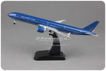 (3pcs/lot) Brand New 1/400 Scale Airplane Model Toys Vietnam Airlines B777-300ER 19cm Length Diecast Metal Plane Model Toy