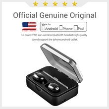 Twins Mini True Wireless Bluetooth Earbuds Headset Double Micro Wireless Earphones Stereo Headphones with Charge Box for Phone