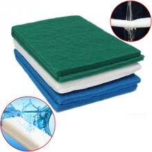 90x30x2cm Aquarium Tank Biochemical Filter Cotton Sponge Pet Fish Aquatic Supplies Water Clean Filters Accessories