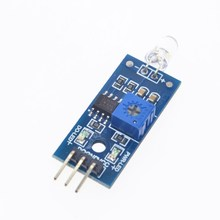 Sensitivity light Sensor Module LM393 Light Sensor Photosensitive For Arduino Smart Car 3.3 V-5V(China)