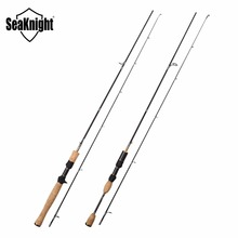 SeaKnight Manta 602UL Ultra-Light Power Lure Fishing Rod 1.8M Carbon Fiber Rod Casting/Spinning 0.8-5g 2-5LB Lure Fishing Tackle(China)