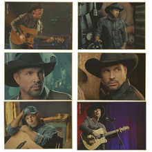 Garth Brooks poster US Country Music Pop Poster Retro karft paper Vintage poster wall Decorative Home Bar Decoration(China)
