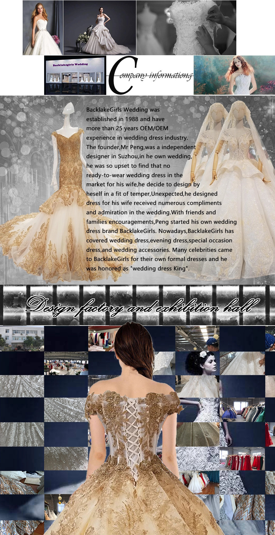 65008 Real Picture Noble Muslin Wedding Dress Lace Appliqued Beading Long Train Fluffy Ball Gown