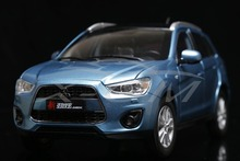 Diecast Car Model Mitsubishi New Jin Xuan ASX SUV (Blue) 1:18 + SMALL GIFT!!!!!!!!!!!