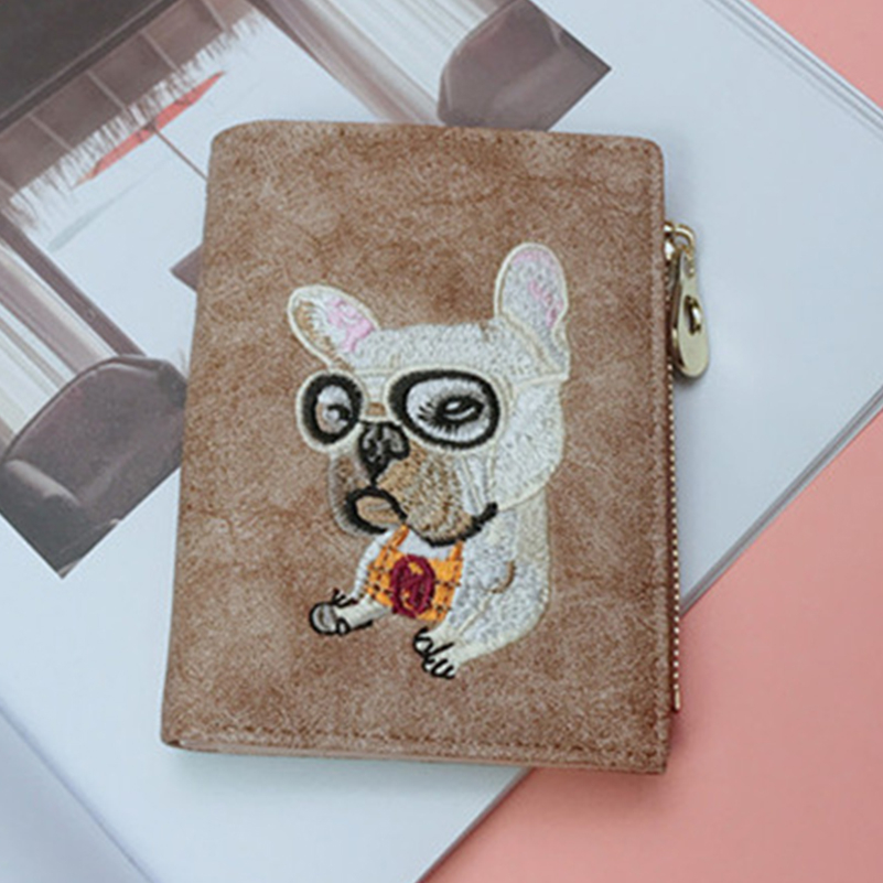 YOUNNE Women Wallets PU Leather Card Holders for Girls Wallet Bag for Card Holder High Quality Coin Purse Solid Carteira Feminin03