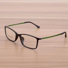 NOSSA Elegant Women Men Glasses Frame Prescription Eyewear Frames Fashion Slim Temple Pink Blue Black Eyeglasses Goggles