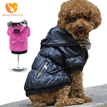 Buy Pet Dog Hoodie Coat Winter Warm Small Dog Clothes Chihuahua Teddy Soft Fur Hood Puppy Cat Jacket Pets Clothing DOGGYZSTYLE for $5.00 in AliExpress store