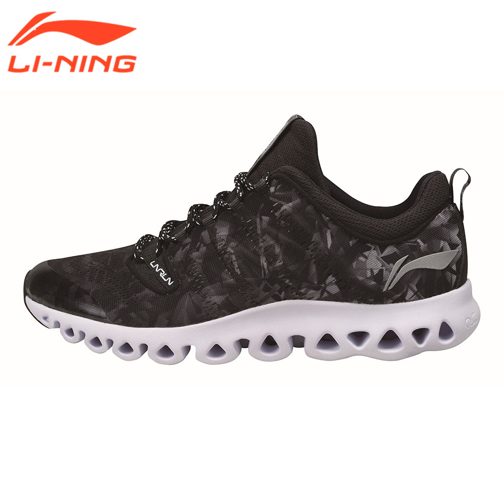 Li-Ning Classic Men Runnning Shoes Breathable Sneakers Cushion Breathable 100% Brand Original LiNing ARHM009<br>