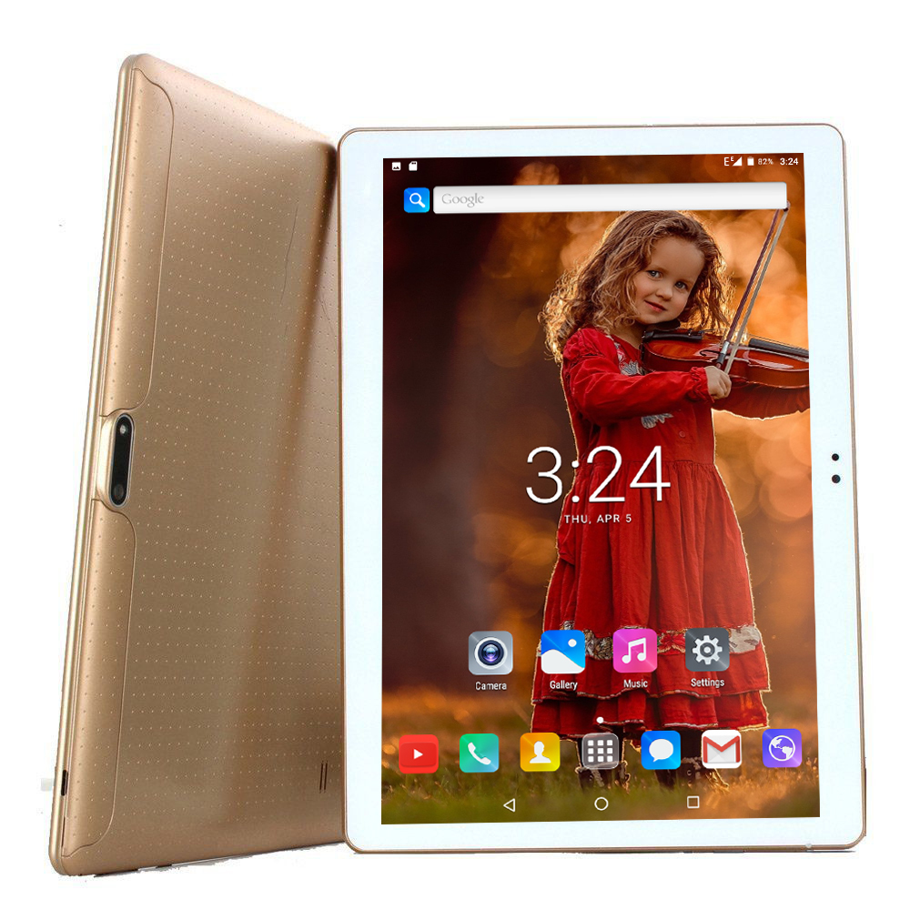 gold tablets pad