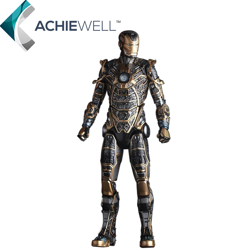 Crazy Toys Iron Man 3 Mark XLI BONES MK41 1/6TH Scale PVC Action Figure Fan Collectible Model Plastic Toys For Adult Gifts Dolls<br><br>Aliexpress