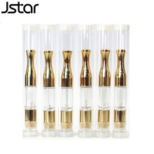 1000pcs/lot Jstar G2 Atomizers 510 Cartridges gold g2 Vaporizer Bud CE3 O Pen vapor Mini cartomizers e cigarettes(China)