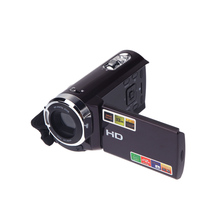 HDV-501ST Digital Video Camera 1080P Full HD 20MP Interpolation 3.0 inch LCD Touch Screen 16x Zoom Mini Camcorder 270 Rotation