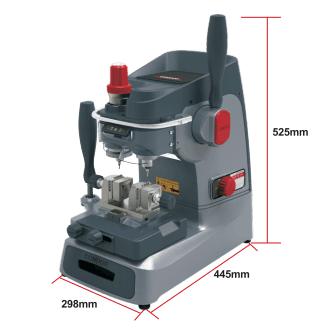 xhorse-condor-xc-002-key-cutting-machine-display