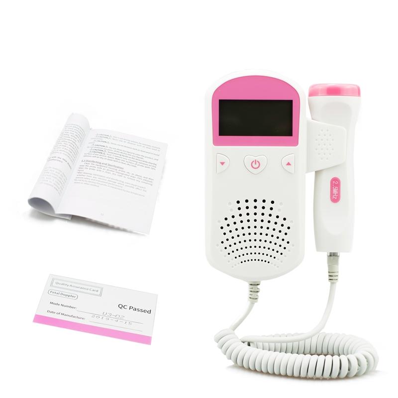 Ultrasound Fetal Heartbeat Detector 1