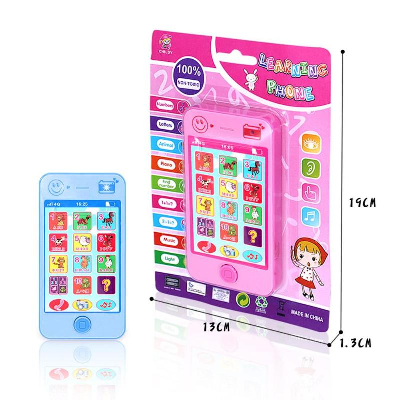 baby toys music mobiles phone tv remote control early learning educational In BS