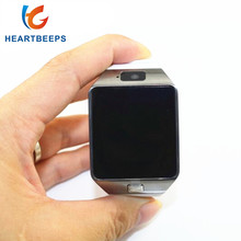Wearable Devices DZ09 bluetooth smart watch for android phone support SMI/TF men women sport wristwatch(China)