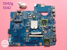 MBPHP01001 48.4FN01.011 for Acer Aspire 5542G 5542 amd Motherboard w/ ATI Mobility Radeon video 512MB DDR2 Tested