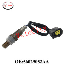 Lambda sensor Oxygen sensor Air fuel ratio sensor for CHRYSLER GRAND DODGE CARAVAN JEEP CHEROKEE Part No#56029052AA(China)