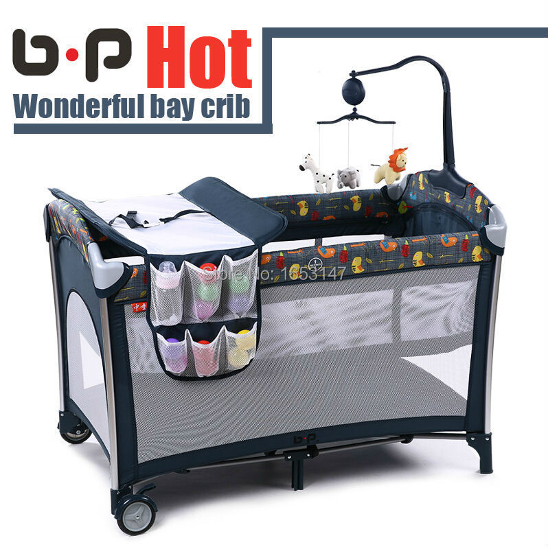 Baby Cribs Multi Functional Portable Boy Crib Kids Game Bed Top Quality Playpens Children Playpen In From Mother On