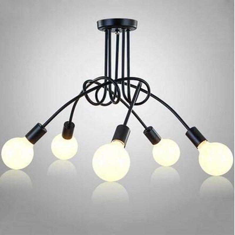 Luminaria Ceiling Lights Led Lamp Luminarias Abajur Lustre Luminaire Home Lighting Plafonnier Led Moderne Plafon For Living Room<br>