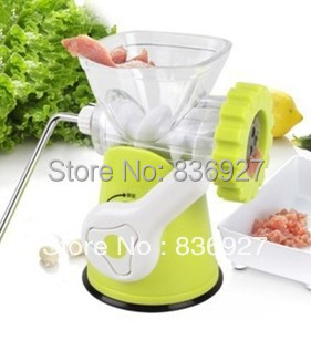 household mini manual meat grinder<br>