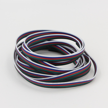 5m/10m 2-Pin 4-PIN 5-PIN 22AWG Electrical Wire Tinned copper extend Cable Cord for rgb rgbw single color 5050 LED Strip Light(China)