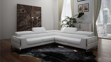 Modern genuine leather sofas l shape sofa set designs leather sofa with sectional sofa