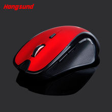 Hongsund Rechargeable Bluetooth 3.0 Wireless  Mouse Ultra Thin 2400DPI Mice for Android Tablet Apple Notebook PC