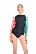 Buy Sexy Sport High Elasticity Bodysuit Women Skinny Cross Back Summer Bodysuits 2018 Long Sleeve Surf Clothing Basic Bodysuit for $20.00 in AliExpress store
