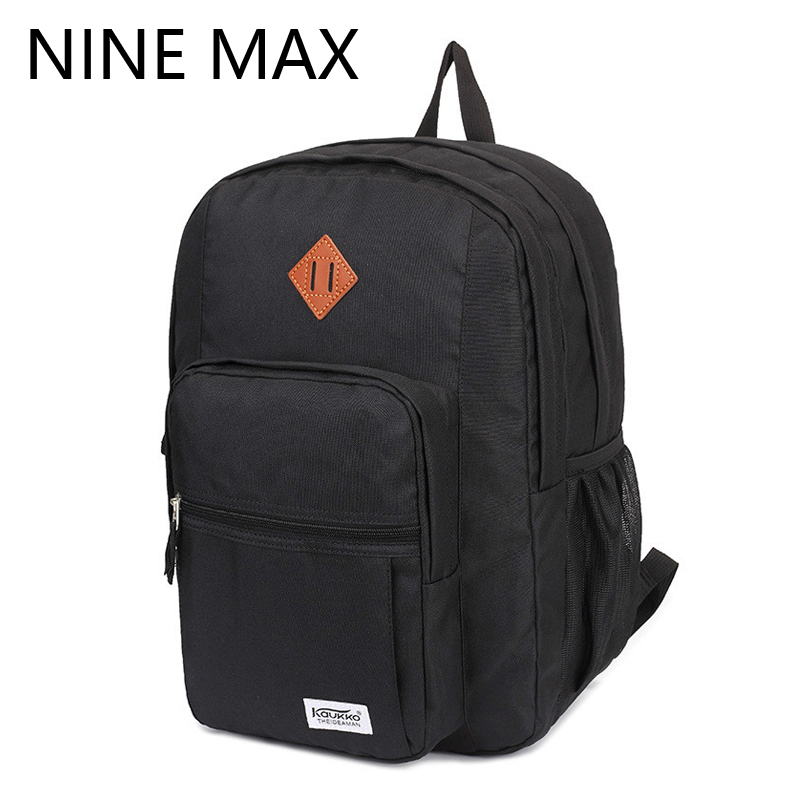 Large Capacity High Quality Mochilas Bag Laptop Versatile Solid Travel Backpack Minimalism Student Book Schoolbag 30L Rucksack<br><br>Aliexpress