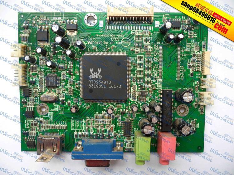 Free Shipping&gt;Ha nns / Ha nns.G HK251H HSG1051 signal board PM549DA3 M06 VER6.0 driver board-Original 100% Tested Working<br><br>Aliexpress