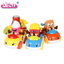 Baoli Enlighten Hot Sale 1 Piece Magic Toy Truck Inductive Car Magia Excavator Tank Construction Cars Truck Vehicles Toy RS566