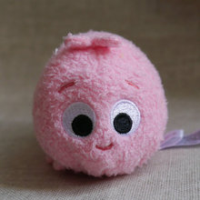 "in hand mini plush Tsum Tsum 3 1/2"" Pearl from Finding Nemo STUFFED PLUSH DOLL"