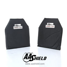 AA Shield Bullet Proof Soft Panel Body Armor Inserts Safety Plate Aramid Core Self Defense Supply NIJ Lvl IIIA 3A 10x12 #2 Pair