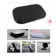 Silica Gel Magic Sticky Pad Cellphone Anti Slip Non Slip Mat for Mobile Phone GPS Car Accessories(China)