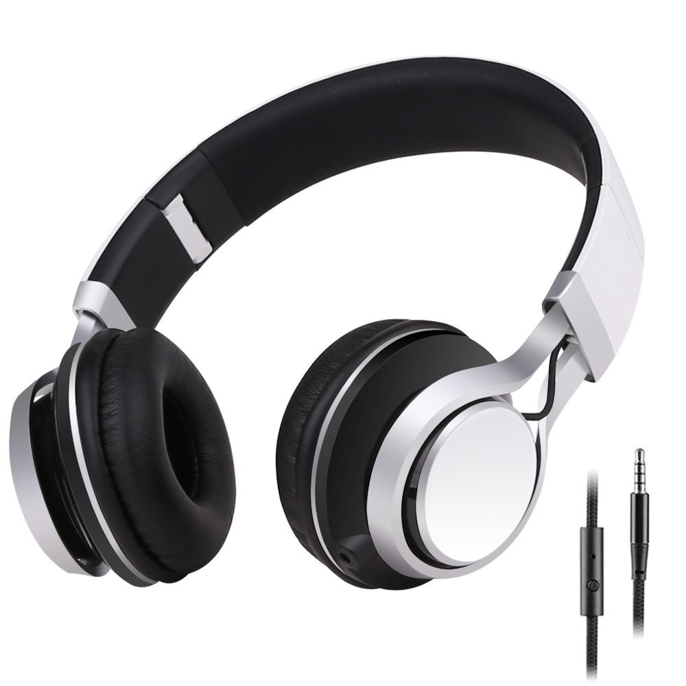 Sound Intone HD30 Stereo Lightweight Foldable Headsets Headphones with In-line Mic With Detachable Cable Hot Best Bass<br><br>Aliexpress