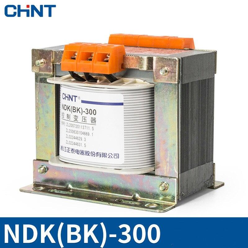 CHINT Control Transformer NDK-300VA 380v 220v Change 220V 36v 24v 110v<br>