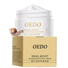 Buy Snail Moist Nourishing Facial Cream Anti Wrinkle Cream Imported Raw Materials Skin Care Anti Aging Wrinkle Snail Care for $3.27 in AliExpress store