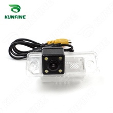 Wireless CCD Track Car Rear View Camera For Skoda Superb 09/10/12/13 Parking Assistance Back UP Camera Track line Night Vision