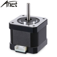 Universal Laser Printer Engraver Equippment Anet Linear Screw 2 Phase 42 Stepper Motor 4.4 ohm
