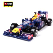 BBurago New 1:43 F1 Red Bull Infiniti Racing Team RB9 Car Diecast Educational Model For Children Birthday Gifts Collection