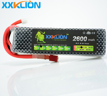 Buy XXKLION RC Lipo Battery pack 3S 11.1v 2600mAh 25C RC Aircraft Helicopter Car Boat quadcopter Airplane Li-Polymer Batteria for $25.00 in AliExpress store