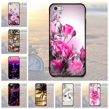 Phone Cover Cases for Apple IPhone5 5s Luxury Painted Case Coque For iphone 5 5s SE Cell Phone Case for iPhone 5S 5 S 5g Bags(China)