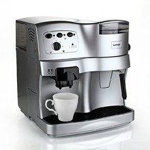 Italian automatic coffee machine with grinder function coffee machine CM508 genuine grinding  coffee machine.