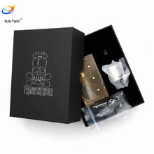 SUB TWO 2017 new arriving Frankenskull V3 Box Mod Kit with Adjustable 510 pin Mechanical Box Mod 4 New Colors E-cigarette